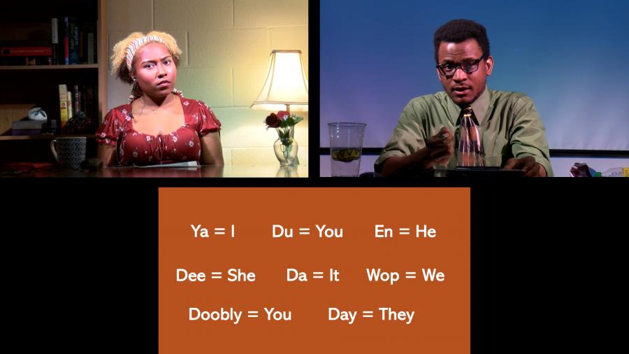 Theatre Wesleyan debuts the play Universal Language