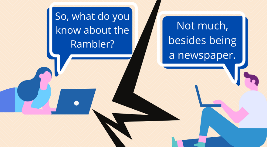 The Rambler is Texas Wesleyan's Student Voice | Campus Response