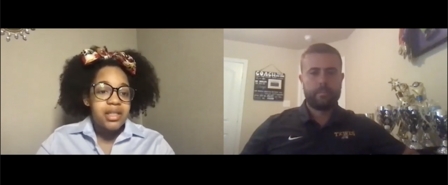 LaTerra Wair sits down to talk with Coach Dejan Milosevic on Sports Access.