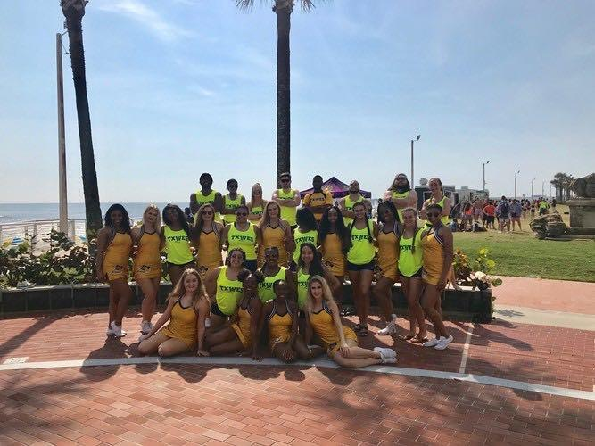 Goldine and Cheer face national competition despite obstacles