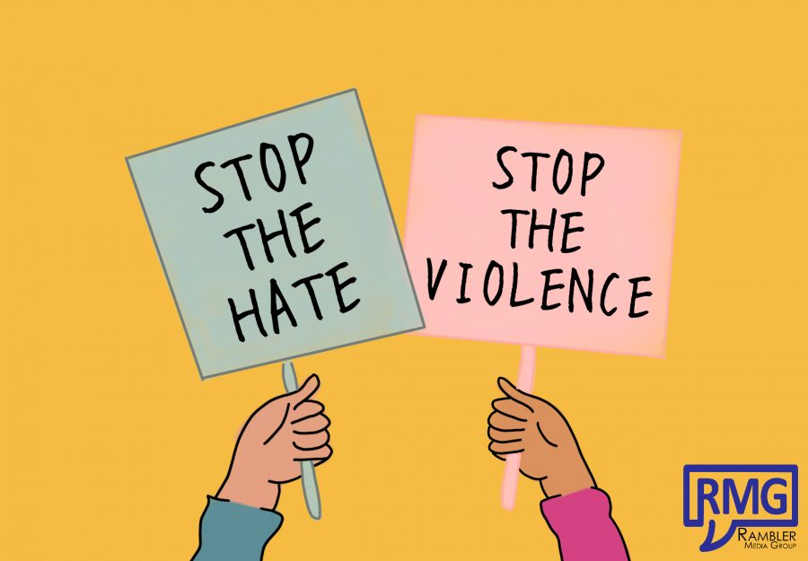 Texas+Wesleyan+Holds+Stop+The+Hate%2C+Stop+The+Violence+Panel+Event
