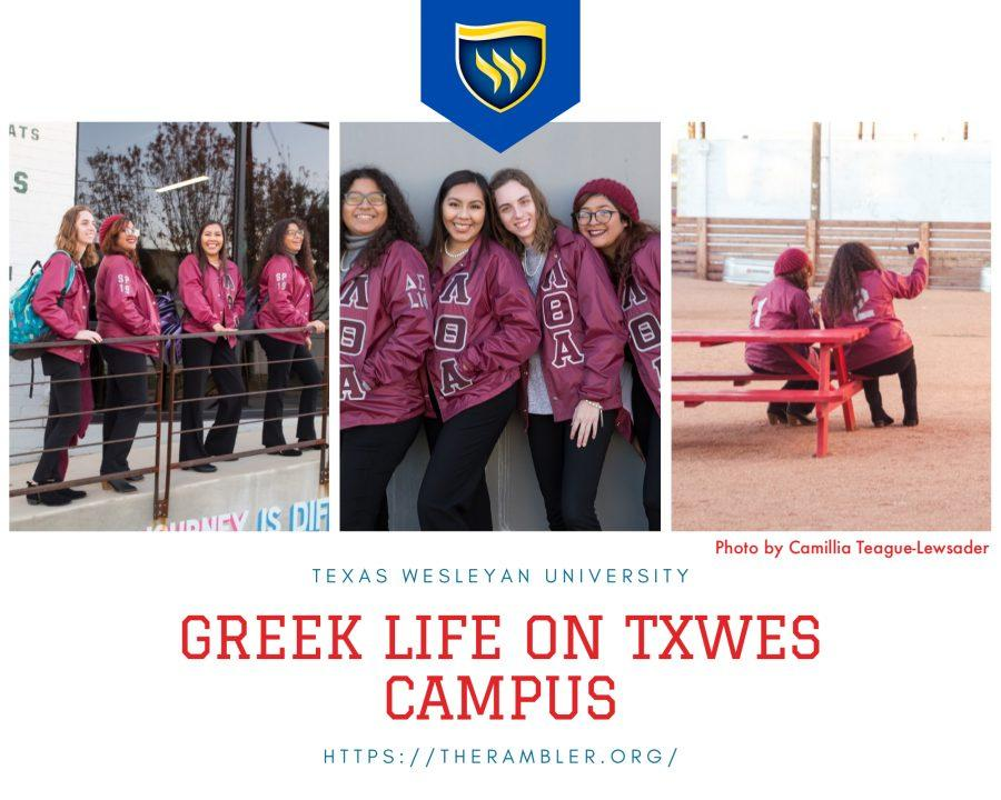 Opinion: Greek Life on TxWes Campus