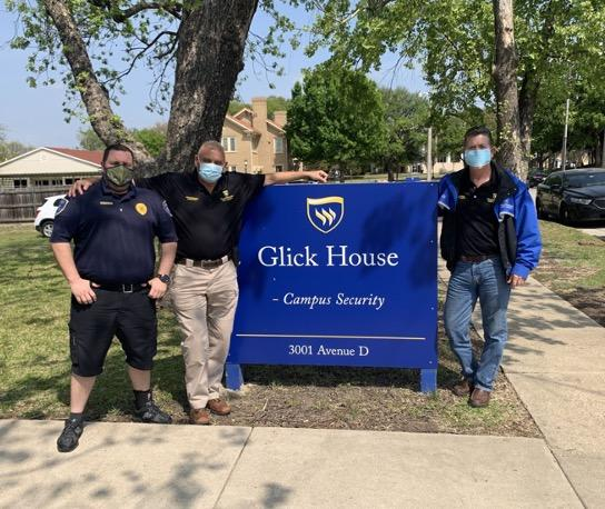 Security will continue to enforce CDC guidelines at Texas Wesleyan in Fall 2021 during in-person learning.