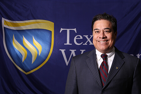 Get To Know Dr. Hector Quintanilla, Texas Wesleyan's New Provost