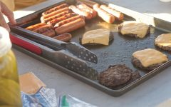 Connect College Ministries hosts cookout