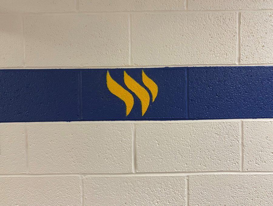 Texas Wesleyan University faculty revitalize PUMC upstairs hallway