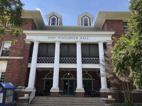 Take a deeper dive into the history behind Dan Waggoner Hall
