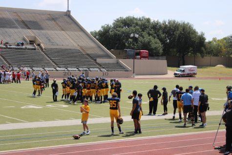 Texas Wesleyans Mens Football Feature