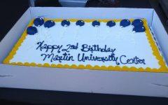 The Martin University Center celebrates two-year anniversary