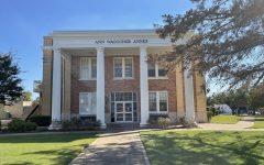 Backstory on Ann Waggoner Fine Arts Building