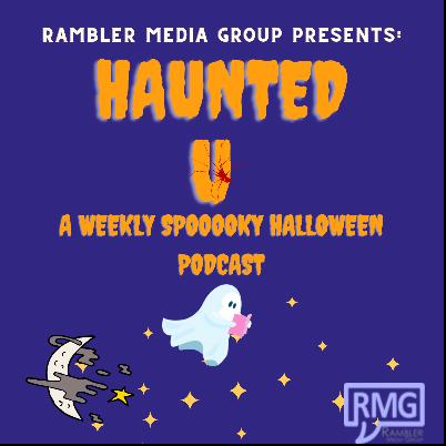 Spooky Podcast: Dan Waggoner Hall